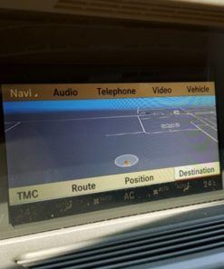 W221 няма радио станции