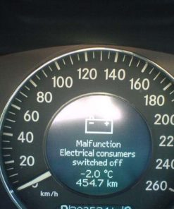 Компютърна автодиагностика за всички модели на Mercedes