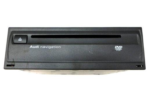 Ремонт на навигация Becker BE6305 BE6399 Audi Navigation