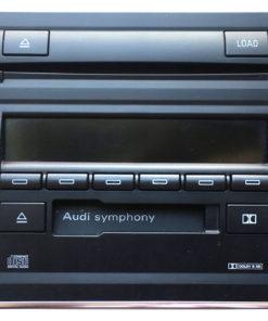 Ремонт на Audi Symphony 2