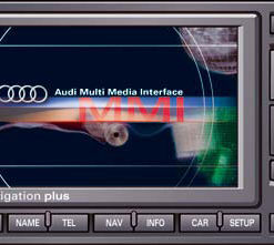 Ремонт на audi-navigation-system-plus-rns-e